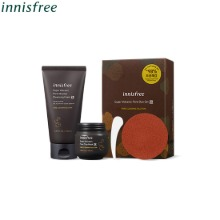 INNISFREE Super Volcanic Pore Duo Set 2X 4items [Limited Edition]