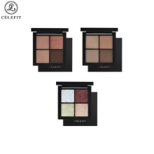 CELEFIT The Bella Collection Eyeshadow Palette Mini 7g