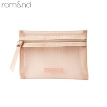 ROMAND Shell Beach Nude Mesh Pouch 1ea,Beauty Box Korea