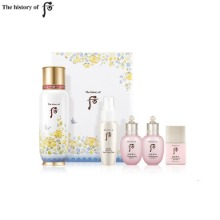 THE HISTORY OF WHOO Bichup First Care Moisture Anti-Aging Essence Special Set 5items