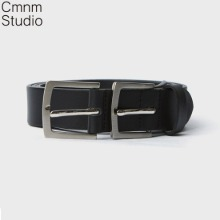 CMNM STUDIO Unisex Double Buckle Belt 1ea,Beauty Box Korea
