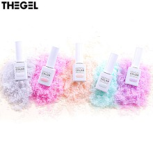 THE GEL Sugar Syrup Edition Pearl Syrup Nail Set 5items,Beauty Box Korea