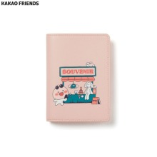 KAKAO FRIENDS Travel Passport Case 1ea