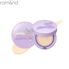 ROMAND X NEONMOON Zero Cushion SPF20+ PA++ 14g [Rom&itc Moonight]