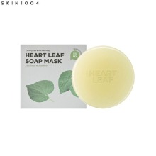 SKIN1004 Zombie Beauty Heart Leaf Soap Mask 100g