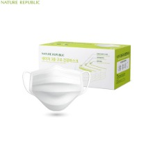 NATURE REPUBLIC Nature Three Layered Protective Health Mask 50ea