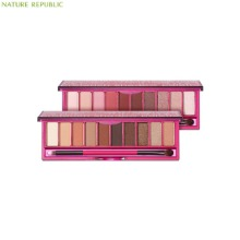 NATURE REPUBLIC Pro Touch Shadow Palette 10g [Online Excl.]