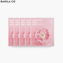 BANILA CO Lotus Puressence Mask 25ml*5ea