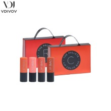 VDIVOV Lip Color Bag Kit 4items