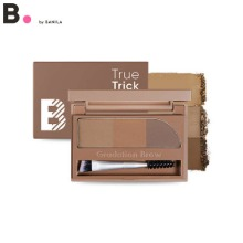 B BY BANILA Truetrick Brow Palette 1.7g*3colors