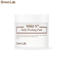 BROWN LAB Mild-S Daily Peeling Pads 70ea 155ml