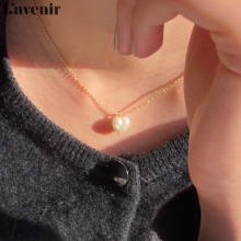 LAVENIR Love Pearl Necklace 1ea,Beauty Box Korea