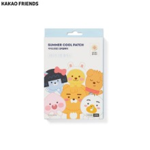 KAKAO FRIENDS Summer Cool Patch 18ea