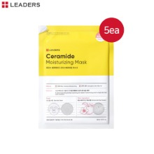 LEADERS Ceramide Moisturizing Mask 30ml*5ea