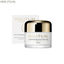HOLITUAL Concentrate Signature Cream Light 80ml