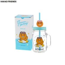 KAKAO FRIENDS Summer Holiday Drink Jar (473ml) 1ea