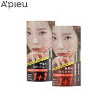 A'PIEU Born To Be Madproof Liquid Liner 1+1 Special Pack 2items