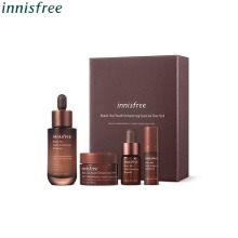 INNISFREE Black Tea Youth Enhancing Special Duo Set 4items