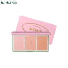INNISFREE Vintage Filter Blusher Palette 9.9g [Vintage Filter Edition]