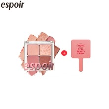 ESPOIR Real Quad Palette Special Set 2items