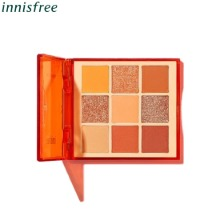 INNISFREE Juicy Orange Palette 7.8g [Orange Edition],Beauty Box Korea
