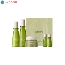 THE SAEM Urban Eco Harakeke Skin Care 3 Set 5items