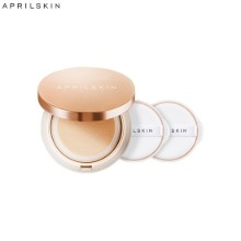 APRILSKIN Migac Snow Fixing Cushion 3.0 SPF30 PA++ 15g*3ea
