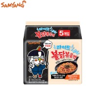 SAMYANG Light Spicy Fried Noodle Buldak Bokkeum Myun 110g*5ea
