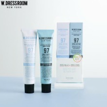 W.DRESSROOM Perfume Hand Cream+Hand Wash No.97 April Cotton Duo Set 2items,Beauty Box Korea