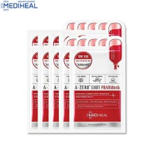 MEDIHEAL A-Zero Shot PHAR Mask 25ml*10ea,Beauty Box Korea