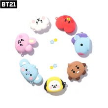 BT21 Baby Face Airpods Pro Case 1ea
