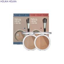 HOLIKA HOLIKA Tone Tuning Shading Special Set 2items