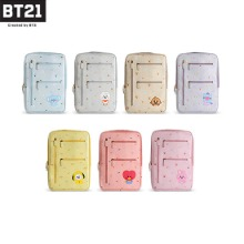 BT21 Baby Handy Laptop Pouch [L] 1ea [BT21 x MONOPOLY]