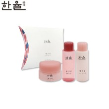 [mini] HANYUL Red Rice Essential Kit 3items,Beauty Box Korea