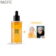 NACIFIC Fresh Herb Origin Serum With Chanyeol Photocard Set 2items