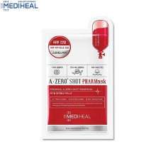MEDIHEAL A-Zero Shot PHAR Mask 25ml,Beauty Box Korea