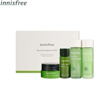 [mini] INNISFREE Green Tea Special Kit 4items,INNISFREE