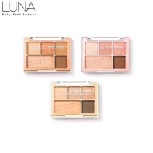 LUNA Daily Crush Eye Shadow Palette 0.7g*5colors