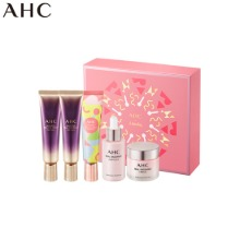 AHC Ageless Real Eye Cream For Face Radiance Set 5items