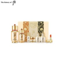 THE HISTORY OF WHOO Bichup Self-generating Anti-aging Essence Special Set 7items