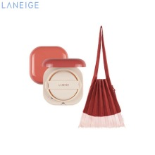 LANEIGE Lumi (Neo Cushion Matte 21N + Lucky Pleats Knit M) Set 2items [LANEIGE X JOSEPH&STACEY BFF Edition]