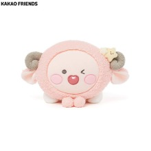 KAKAO FRIENDS Lovely Apeach Mini Mochi Plush Toy 1ea
