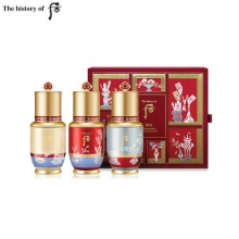 THE HISTORY OF WHOO Bichup Self-Generating Anti-Aging Essence Set 3items