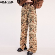 SCULPTOR Flurry Friends Carpet Pants [Teddy Bear Friend] 1ea,Beauty Box Korea
