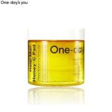 ONE-DAY'S YOU Help Me Honey-C Pad 60ea 125ml