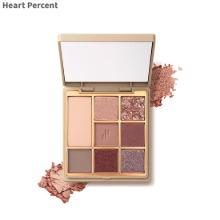 HEARTPERCENT Dote on Mood Eye Palette 8g