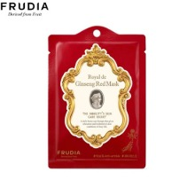 FRUDIA Royal De Ginseng Red Mask 20ml,Beauty Box Korea