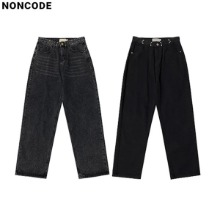 NONCODE Basic Buckle Wide Pants 1ea,Beauty Box Korea