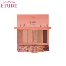 ETUDE HOUSE Play Color Eyes Mini #Muhly Romance 0.9g*6colors