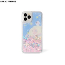 KAKAO FRIENDS Lovely Apeach Pearl Glitter Case 1ea